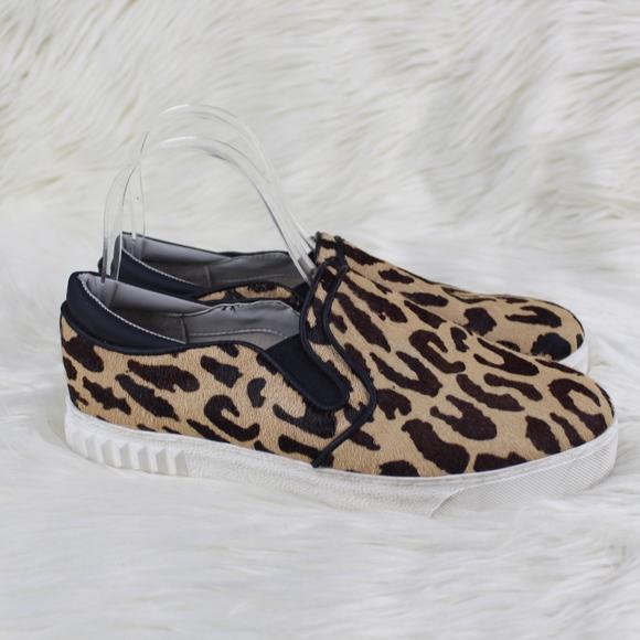 71071915a27f3b Sam Edelman Shoes - Circus Sam Edelman Cruz Leopard Slip On Sneakers